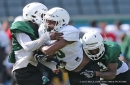 Tulane Green Wave hit the practice field: photo gallery