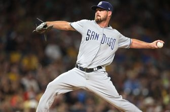 Padres send out Wood to face Reds