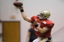 Tight end John Phillips passes physical; Saints add one wide receiver, waive another