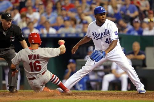 Royals v Cardinals Lineups, Game Thread, Aug 9