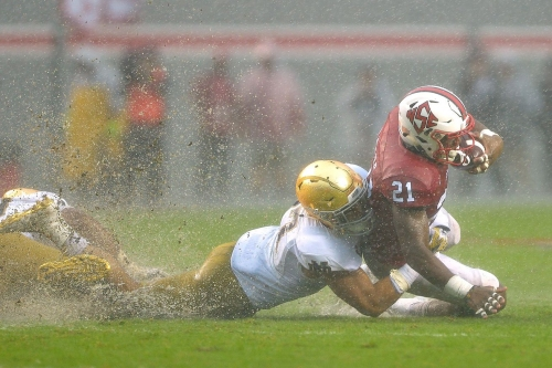 Willie Fritz, analytics, NC State, and the hurricane game against Notre Dame