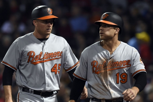 The middle of the Orioles lineup needs an overhaul