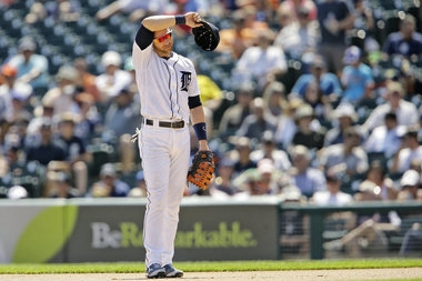 Tigers, Pirates lineups: Andrew Romine starting in right field