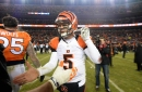Report: Bengals turned down 2nd round pick for QB AJ McCarron