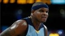 Zach Randolph and his troubled past