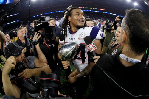 Dont'a Hightower is using the same trainer as Tom Brady, Rob Gronkowski, and Julian Edelman