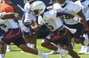 Jason Smith working at transition to help Auburn secondary