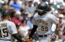 Josh Bell, Gerrit Cole lead Pirates past Tigers 7-3 (Aug 10, 2017)