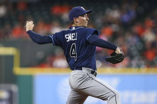 Rays-Indians Preview: Blake Snell vs. Danny Salazar