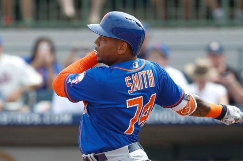 Mets to promote Dominic Smith to majors