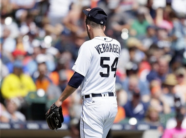 Has Drew VerHagen made his last start for Tigers? Here's why that might not be a bad thing