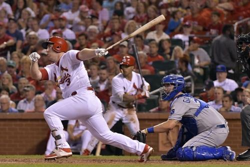 Royals v Cardinals Lineups, Game Thread August 10