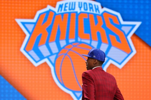 The Knicks will kick off the 2017-18 season Oct. 19 against the Thunder.