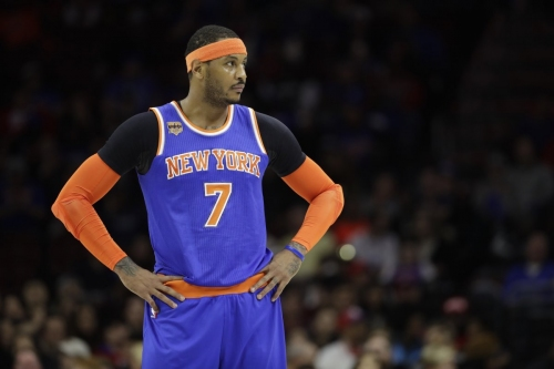 Carmelo keeping title dreams alive with possible Rockets trade