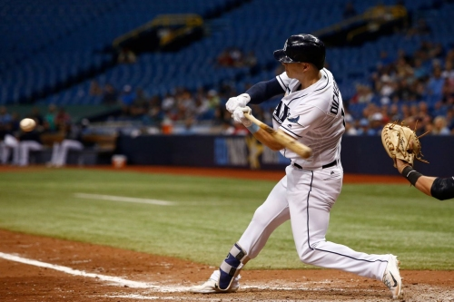 Rays 4, Indians 1: Dickerson Powers Rays Past Tribe!