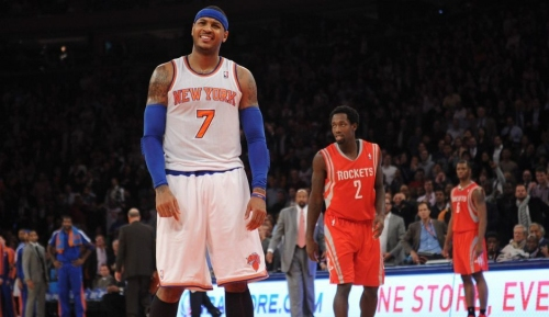 NBA Trade Rumors: Knicks And Rockets Re-Start Carmelo Anthony Talks, But Deal May Not Come Until Season Starts