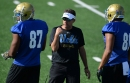 UCLA celebrates competition in midst of training camp