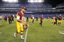 Cousins hopes preseason loss is 'wake-up call' for Redskins The Associated Press