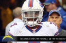 Is Cardale Jones the future QB for the Chargers?
