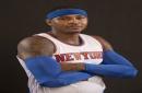 Trail Blazers 'sleeper team' to land Carmelo Anthony as Damian Lillard, CJ McCollum continue recruiting