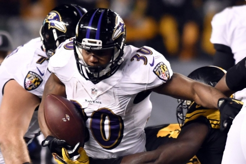 Ravens have now lost seven players to season ending injuries alone