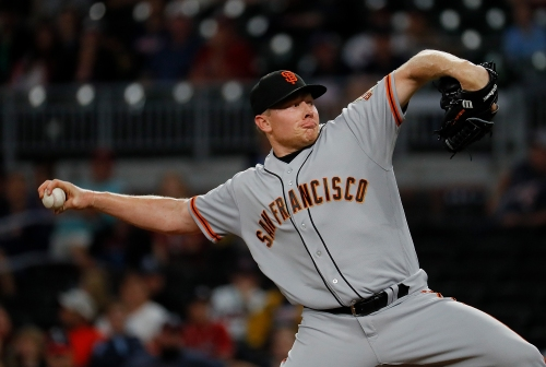 Giants notes: Mark Melancon set to return, but is he still ailing?