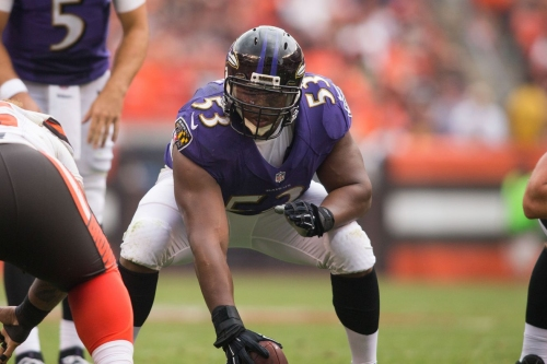 Ravens negotiations with C Jeremy Zuttah 'heating up'