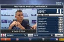 Kevin Cash: I think Carrasco likes to pitch here