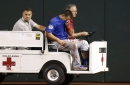 Cubs' Kyle Schwarber: Return to scene of knee injury just another game
