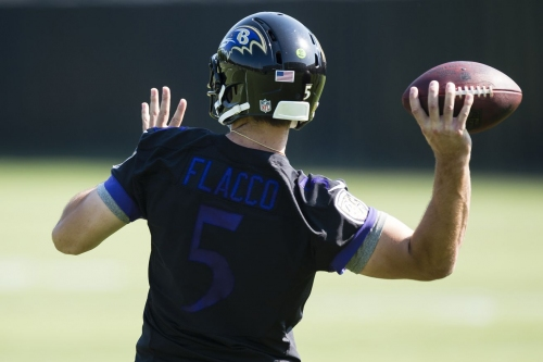 Tracking the Ravens training camp updates, Final stadium practice, 8/12