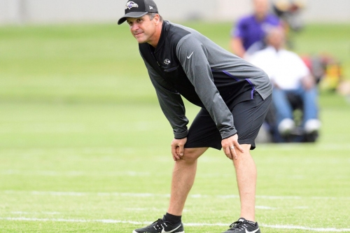 "ESPN NFL Nation reporters rank John Harbaugh's job security as ""Lukewarm"""