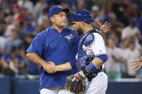 Saturday Bantering: Russell Martin exits game with oblique strain