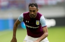 Aston Villa suffer injury blow as Ahmed Elmohamady is forced off against Cardiff City