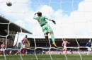Everton 1-0 Stoke City: Rooney rescues the Blues