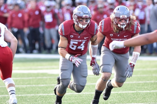 WSU linebacker Nate DeRider awarded a scholarship - try not to cry while watching the video
