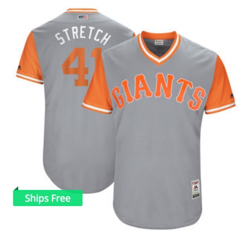 Giants notes: Mark Melancon is active, and he trolls Fox Sports with jersey choice