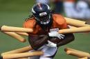 Timeline for veteran RB Jamaal Charles' Broncos debut still unclear