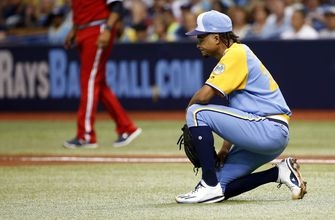 Rays shut out for 2nd consecutive game against Indians