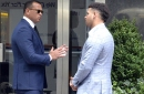 Gary Sanchez's power lunch with A-Rod and J-Lo pays off