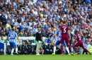 Pep Guardiola, Manchester City players react to Premier League win against Brighton