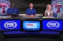 Series finale pitching probables vs. Astros | Rangers Live