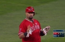 WATCH: Pujols puts the Angels ahead for good with 2-RBI double
