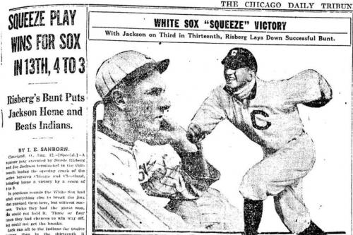 Sox Century: Aug. 12, 1917