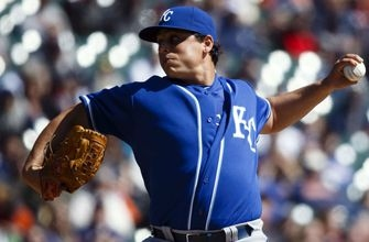 Royals' Vargas looks to break out of second-half slump against White Sox