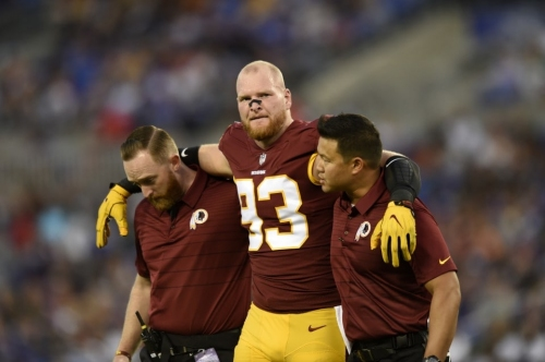 As injuries mount, Redskins look in-house for help at outside linebacker