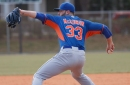 Mets call up reliever Kevin McGowan