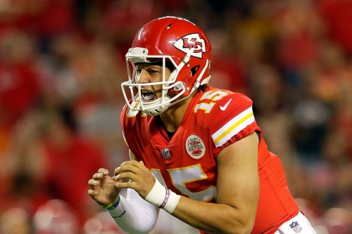 Chiefs give Patrick Mahomes the No. 2 reps ahead of Tyler Bray at Sunday's training camp practice