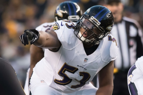 The Baltimore Ravens do not need free agent center, Jeremy Zuttah