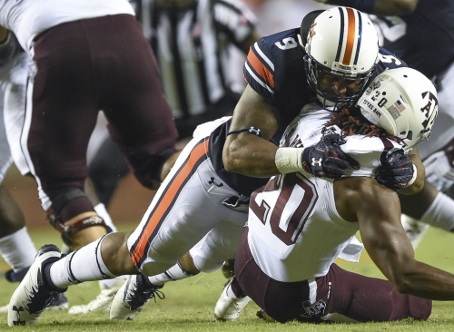 How Auburn's Byron Cowart is progressing at defensive tackle