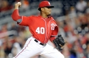 """""""New and renewed"""" Edwin Jackson puts together another solid start in Nationals' 3-1 win over the Giants..."""